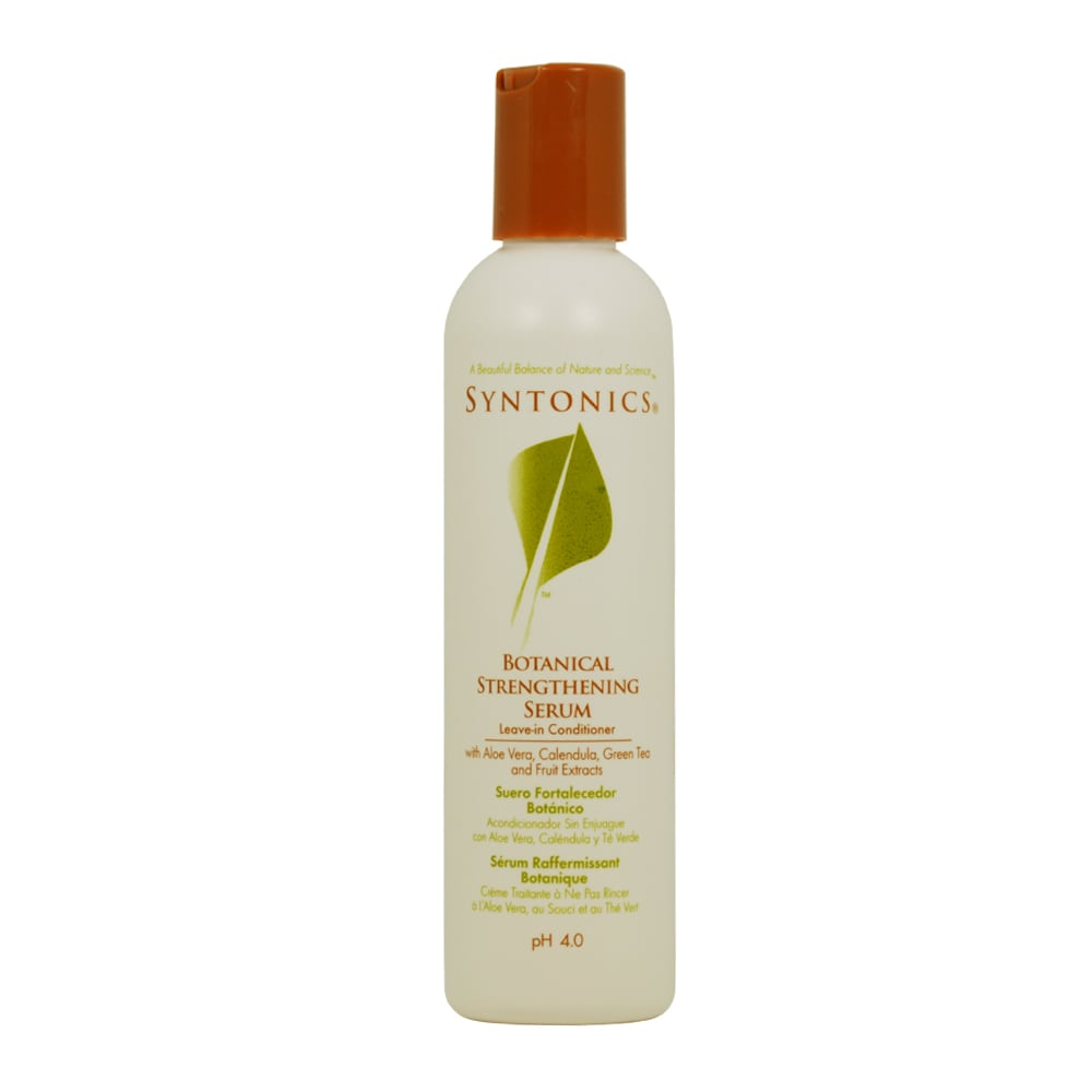 Syntonics Botanical Strengthening Serum Leave-in 8-ounce ...