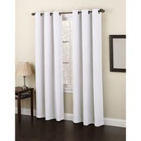Laurel Creek Blanche Grommet Window Curtain Panel