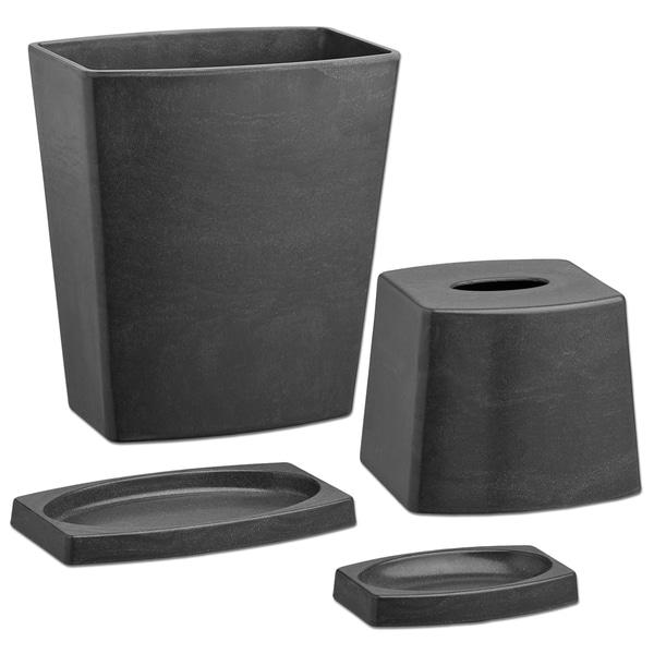 My Earth Ash 4-piece Bathroom Set