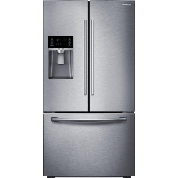 28 Cubic Foot French Door Refrigerator