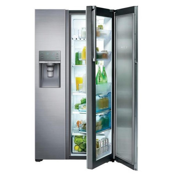 Samsung 36 Inch Counter Depth Side By Side Refrigerator