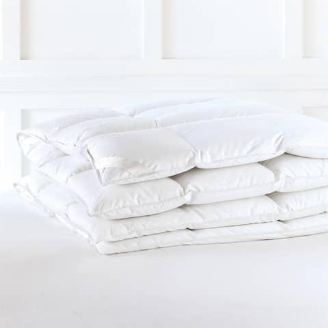 Alexander Comforts Nottingham Light Weight Hungarian White Goose Down Comforter