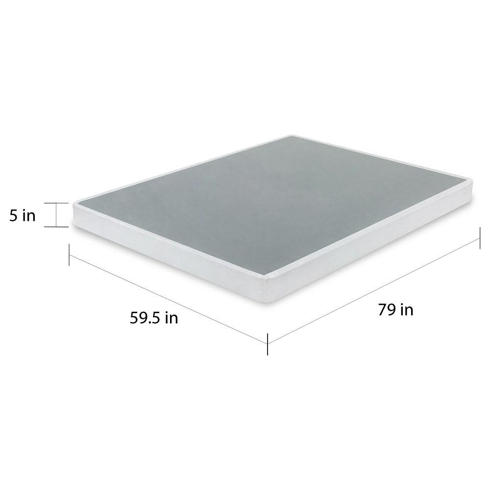 Priage By Zinus 5 Inch Smart Box Spring Foundation Ebay