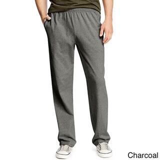 Hanes X-Temp Men's Jersey Pocket Pant