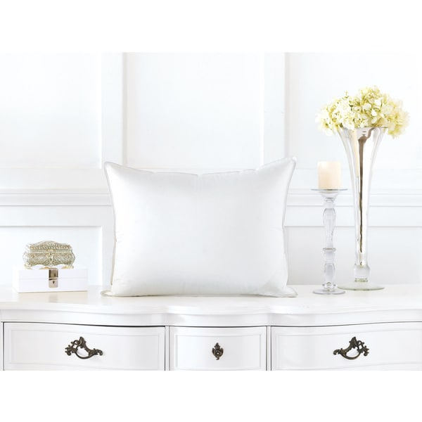 Alexander Comforts Nottingham Firm Hungarian White Goose Down Pillow