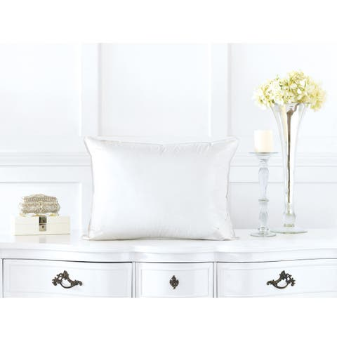 Alexander Comforts Cambridge Firm White Goose Down Pillow