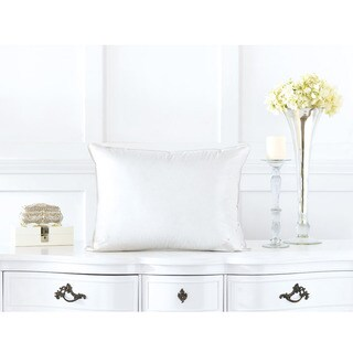 Alexander Comforts Cambridge Firm White Goose Down Pillow (4 options available)