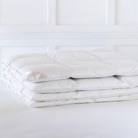 Alexander Comforts Cambridge Light Weight White Goose Down Comforter