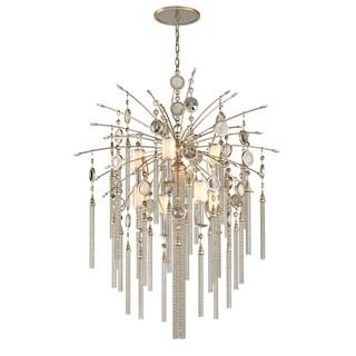 Corbett Lighting Bliss 8 + 1-light Pendant