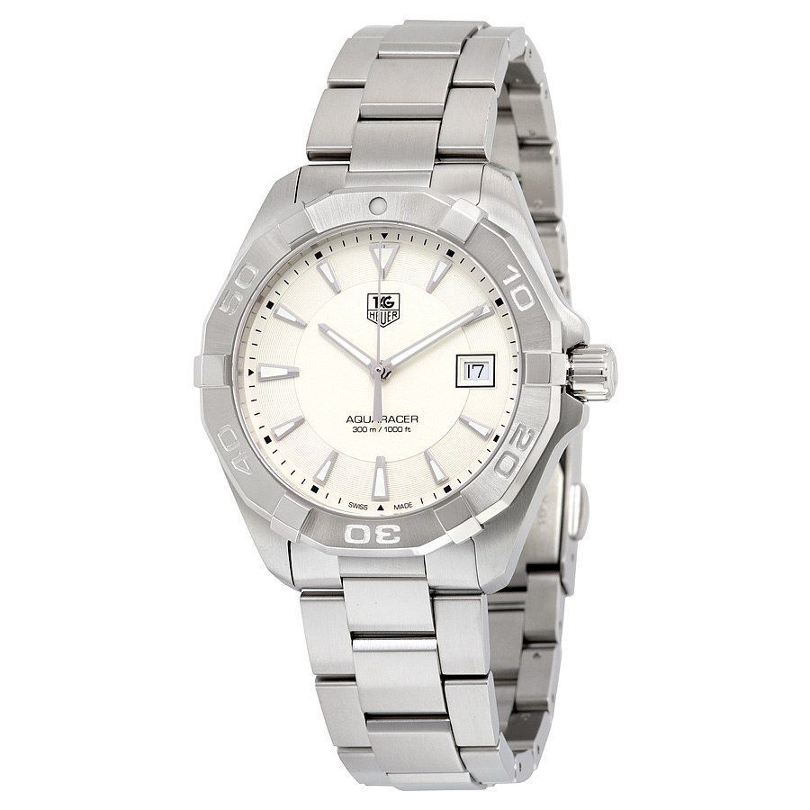 Tag Heuer Men's WAY1111.BA0928 'Aquaracer' Stainless Stee...