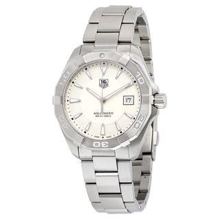 Tag Heuer Men's WAY1111.BA0928 'Aquaracer' Stainless Steel Watch