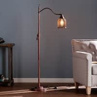 Harper Blvd Ranell Copper/Bronze-finished Steel Floor Lamp