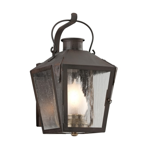 Troy Lighting Nantucket 1 Light Small Wall Lantern