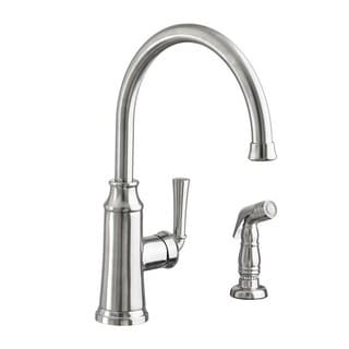 American Standard Portsmouth Kitchen Faucet 4285.051.075 Stainless Steel