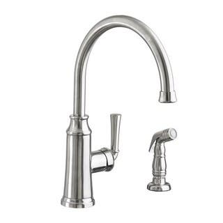Stainless Steel Kitchen Faucets For Less Overstock Com