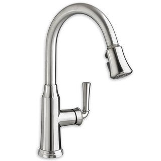 American Standard Portsmouth Kitchen Faucet 4285.300.075 Stainless Steel