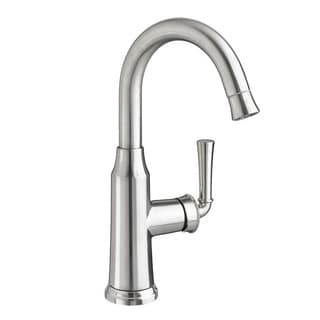 American Standard Portsmouth Bar Faucet 4285.410.075 Stainless Steel