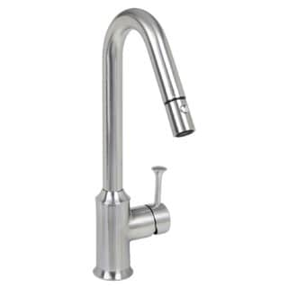 American Standard Pekoe Faucet Deck Mount Kitchen Faucet 4332.310.075 Stainless Steel
