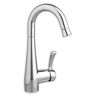 American Standard Quince 1-Handle Pull Down High Arc Bar Faucet 4433.410.002
