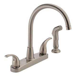 Peerless Choice Two Handle Kitchen Faucet P299578LFSS