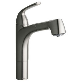 Elkay Gourmet Kitchen Faucet LKLFGT1041NK Brushed Nickel