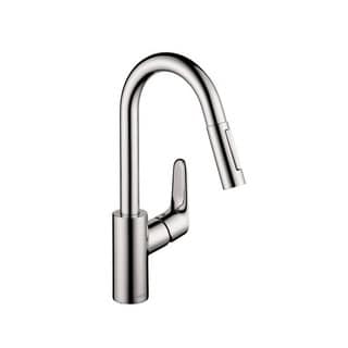 Hansgrohe Focus Deck Mount Bar Faucet 04506001 Chrome