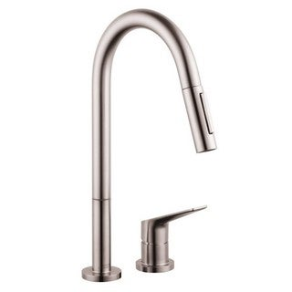 Hansgrohe Citterio Kitchen Faucet 34822801 Steel