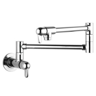 Hansgrohe Allegro Pot Filler Faucet 04059000 Chrome