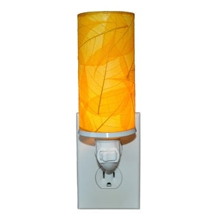 Eangee Cylinder Nightlight Yellow (Philippines)