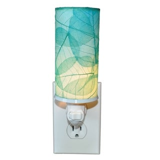 Eangee Cylinder Sea Blue Nightlight (Philippines)