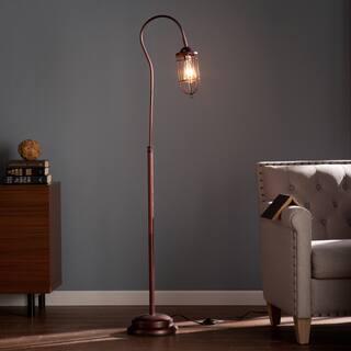 Led floor lamps for less overstock the gray barn two pines single light floor lamp aloadofball Gallery