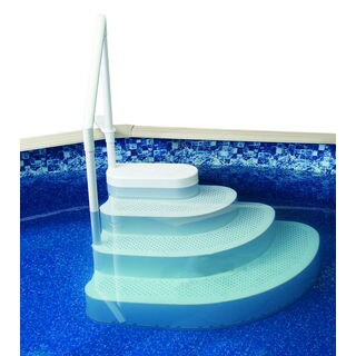 Blue Torrent Step-In-A-Box for Swimming Pools