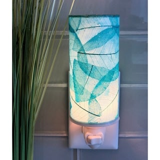 Handmade Eangee Cylinder Nightlight (Philippines) (Option: ORANGE)