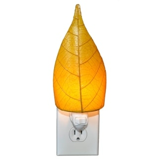 Eangee Leaf Yellow Nightlight (Philippines)