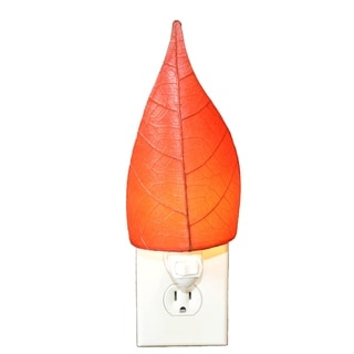 Eangee Leaf Red Nightlight (Philippines)