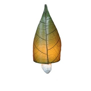 Handmade Eangee Leaf Nightlight (Philippines)