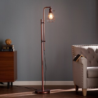 Carbon Loft Harper Floor Lamp