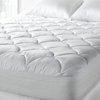 Tommy Bahama 300 Thread Count Cotton Sateen Easy Care Mattress Pad (5 options available)