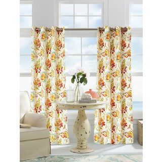 Sunline Jolene Indoor/Outdoor Curtain Panel