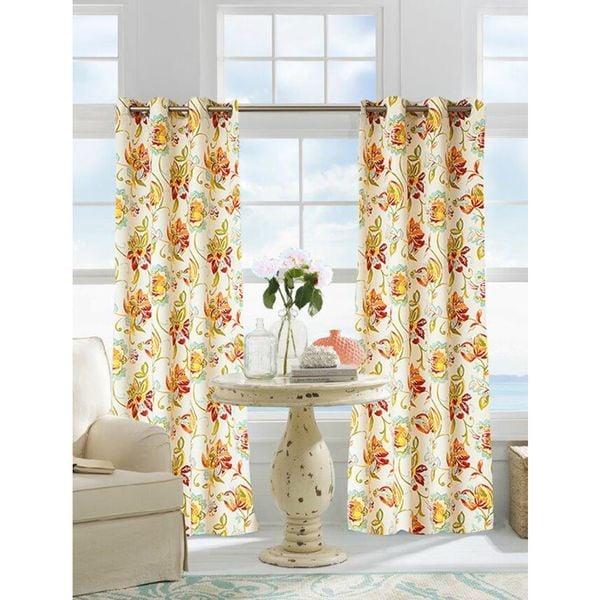 Softline Sunline Jolene Indoor/Outdoor Curtain Panel