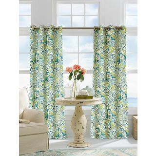 Sunline Circe Indoor/Outdoor Curtain Panel