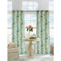 Softline Sunline Circe Indoor/Outdoor Curtain Panel