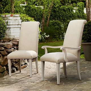 Universal Furniture Malibu Finish California Arm Chair (Set of 2)