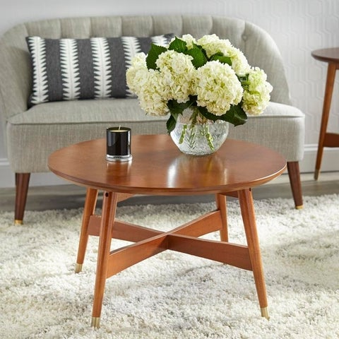 angelo:HOME Allen Round Coffee Table