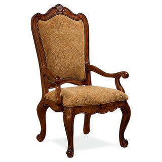 Villa Cortina Upholstered Back Arm Chair