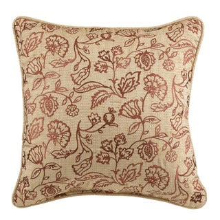 Croscill Minka 16x16 Fashion Throw Pillow