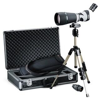 Leupold Kenai 2 HD 25-60x80mm HD Spotting Scope Kit