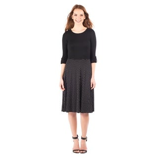 DownEast Basics Women's Liverpool Dress