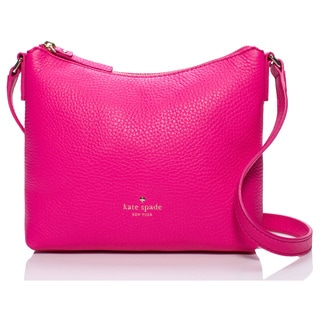 Kate Spade Aubree Henry Lane Rio Pink Shoulder Handbag
