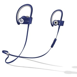 Beats PowerBeats 2 Wireless Headphones Blue- Refurbished
